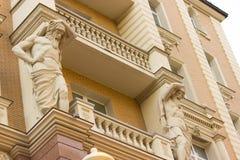 Μπαλκόνι ύφους Barocco Στοκ Φωτογραφίες