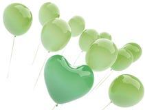 μπαλονιών απεικόνιση αποθεμάτων