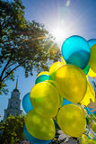 μπαλονιών Στοκ Εικόνα