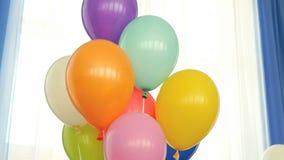 μπαλονιών απόθεμα βίντεο