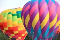 μπαλόνια αέρα καυτά Στοκ Φωτογραφίες
