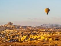 μπαλόνια αέρα καυτά Στοκ εικόνα με δικαίωμα ελεύθερης χρήσης