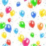 μπαλόνια ανασκόπησης άνευ & ελεύθερη απεικόνιση δικαιώματος