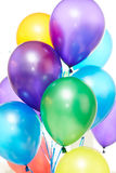 Μπαλόνια ηλίου Στοκ Εικόνες