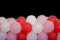 Μπαλόνια συμβαλλόμενου μέρους Στοκ φωτογραφίες με δικαίωμα ελεύθερης χρήσης