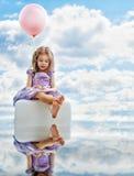 Μπαλόνι αέρα Στοκ εικόνες με δικαίωμα ελεύθερης χρήσης