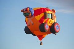 Μπαλόνι βαγονιών εμπορευμάτων Στοκ φωτογραφίες με δικαίωμα ελεύθερης χρήσης