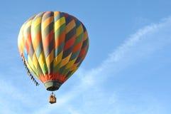 Μπαλόνι ζεστού αέρα Reno Στοκ Εικόνες