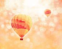 μπαλόνι καυτό Στοκ Εικόνες