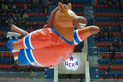 Μπαλόνι υπό μορφή αλόγου Στοκ φωτογραφία με δικαίωμα ελεύθερης χρήσης