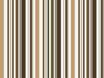 μπεζ καφετιά λωρίδες ανα& απεικόνιση αποθεμάτων