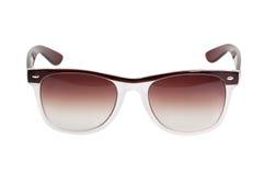 μπεζ κομψά γυαλιά ηλίου Στοκ φωτογραφία με δικαίωμα ελεύθερης χρήσης