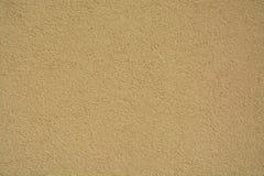 Μπεζ Νίκαια ασβεστοκονιάματος καφετί Ocher υπόβαθρο σύστασης τοίχων διακοσμητικό άνευ ραφής Στοκ εικόνα με δικαίωμα ελεύθερης χρήσης