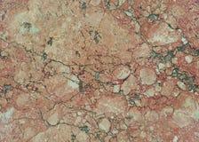 Μπεζ ρόδινο φυσικό άνευ ραφής μαρμάρινο υπόβαθρο σχεδίων σύστασης πετρών Τραχιά φυσική επιφάνεια σύστασης πετρών άνευ ραφής μαρμά Στοκ Εικόνες
