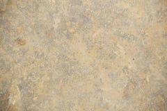 Μπεζ τραχύ υπόβαθρο σύστασης πετρών Στοκ εικόνες με δικαίωμα ελεύθερης χρήσης