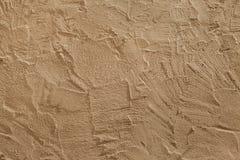 Μπεζ χρωματισμένος τοίχος στόκων παλαιό παράθυρο σύστασης λεπτομέρειας ανασκόπησης ξύλινο Στοκ Φωτογραφίες