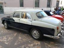 Μπενεβέντο - έξοχο del 1957 της Alfa Romeo 1900 Στοκ φωτογραφία με δικαίωμα ελεύθερης χρήσης