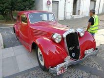 Μπενεβέντο - Alfa Romeo 2500 Turismo del 1939 Στοκ εικόνα με δικαίωμα ελεύθερης χρήσης