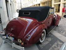 Μπενεβέντο - Buick del 1937 Στοκ Φωτογραφία