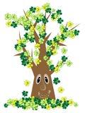 μπερδεύοντας δέντρο ερωτήσεων διανυσματική απεικόνιση