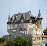 Μπιαρίτζ Γαλλία Στοκ φωτογραφία με δικαίωμα ελεύθερης χρήσης