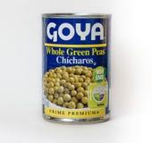 Μπιζέλια Goya Στοκ εικόνα με δικαίωμα ελεύθερης χρήσης
