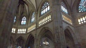 Μπιλμπάο Cathedral Sandiago de Compostela Apostol Στοκ εικόνα με δικαίωμα ελεύθερης χρήσης