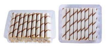 Μπισκότα, γλυκά ραβδιά Στοκ Εικόνα