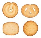 μπισκότα δανικά Στοκ Φωτογραφίες