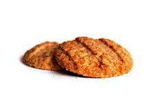 μπισκότα εύγευστα Στοκ φωτογραφία με δικαίωμα ελεύθερης χρήσης