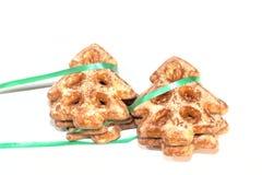 Μπισκότα διακοπών Στοκ Εικόνες