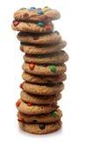 Μπισκότα καραμελών σοκολάτας στοκ φωτογραφία