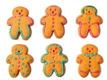 Μπισκότα μελοψωμάτων στοκ εικόνα με δικαίωμα ελεύθερης χρήσης