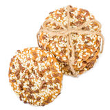 Μπισκότα με τους σπόρους Στοκ Εικόνες
