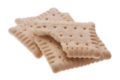 μπισκότα νόστιμα Στοκ Εικόνες