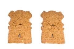 μπισκότα ολλανδικά Στοκ φωτογραφίες με δικαίωμα ελεύθερης χρήσης