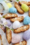 μπισκότα Πάσχα Στοκ εικόνες με δικαίωμα ελεύθερης χρήσης