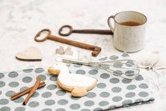 Μπισκότα παπιών Στοκ φωτογραφία με δικαίωμα ελεύθερης χρήσης