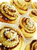 μπισκότα που κυλιούνται Στοκ εικόνες με δικαίωμα ελεύθερης χρήσης