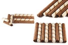 Μπισκότα ραβδιών Στοκ Εικόνες