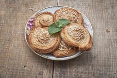 Μπισκότα ριπών Στοκ φωτογραφία με δικαίωμα ελεύθερης χρήσης