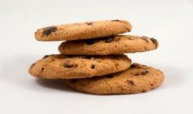 μπισκότα σοκολάτας τσιπ στοκ φωτογραφία με δικαίωμα ελεύθερης χρήσης