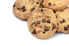 μπισκότα σοκολάτας τσιπ Στοκ Φωτογραφία