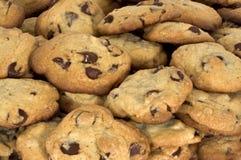 μπισκότα σοκολάτας τσιπ Στοκ εικόνες με δικαίωμα ελεύθερης χρήσης