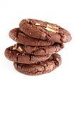 μπισκότα σοκολάτας Στοκ φωτογραφίες με δικαίωμα ελεύθερης χρήσης