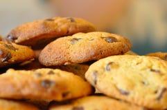 μπισκότα σπιτικά Στοκ εικόνες με δικαίωμα ελεύθερης χρήσης