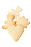 μπισκότα σπιτικά Στοκ Φωτογραφίες