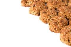 μπισκότα στη γωνία Στοκ Εικόνες