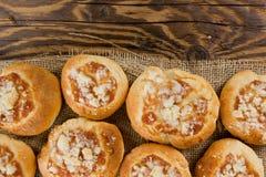 Μπισκότα της Apple Στοκ Φωτογραφία