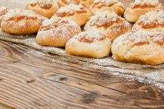 Μπισκότα της Apple Στοκ φωτογραφία με δικαίωμα ελεύθερης χρήσης